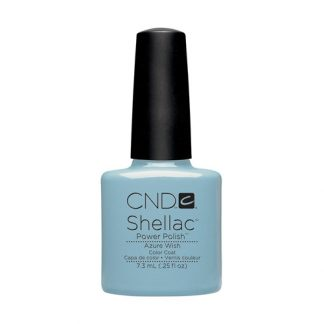 CND SHELLAC-AZURE WISH