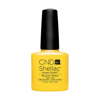 CND SHELLAC-BICYCLE YELLOW