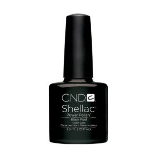 CND SHELLAC-BLACK POOL