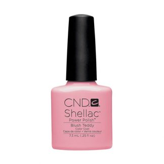CND SHELLAC-BLUSH TEDDY