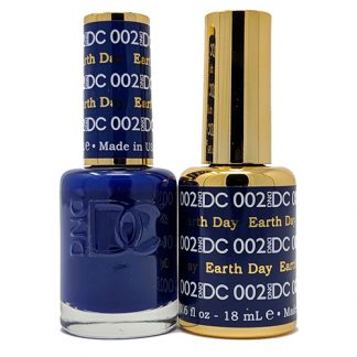 DND DC Duo Gel - Earth Day - 002