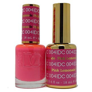 DND DC Duo Gel - Pink Lemonade - 004