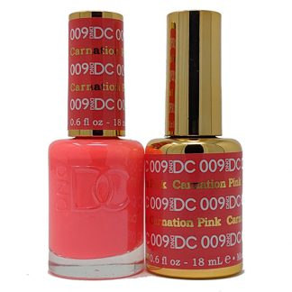 DND DC Duo Gel - Carnation Pink - 009