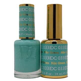 DND DC Duo Gel - Nile Green - 033