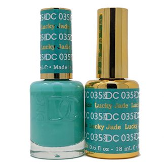 DND DC Duo Gel - Lucky Jade - 035