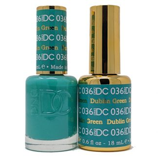DND DC Duo Gel - Dublin Green - 036