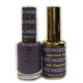 DND DC Duo Gel - Pepperwood - 045
