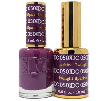 DND DC Duo Gel - Twilight Sparkles - 050