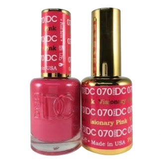 DND DC Duo Gel - Visionary Pink - 070