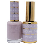 081 Dnd Dc Duo Gel Pearl Pink Vl London Nails Supply