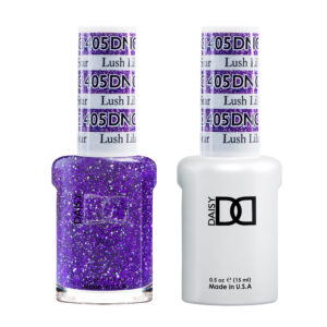 DND Duo Gel-Lush Lilac Star-405