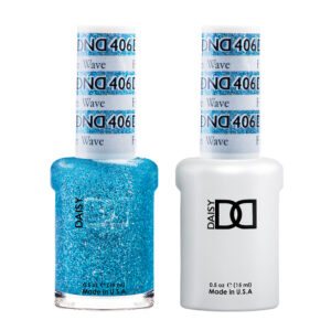 DND Duo Gel-Frozen Wave-406