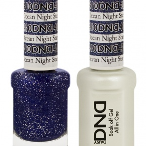 DND Duo Gel-Ocean Night Star-410
