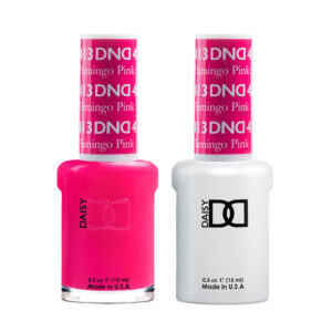 DND Duo Gel-Flamingo Pink-413