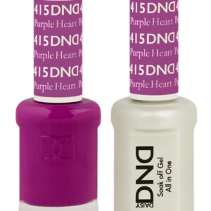 DND Duo Gel-Purple Heart-415