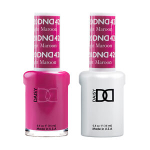 DND Duo Gel-Bright Maroon-420