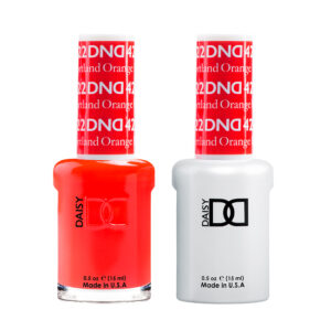 DND Duo Gel-Portland Orange-422
