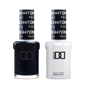 DND Duo Gel-Black Licorice-447
