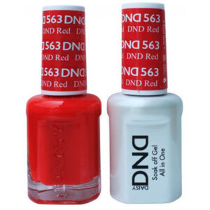 DND Duo Gel-DND Red-563