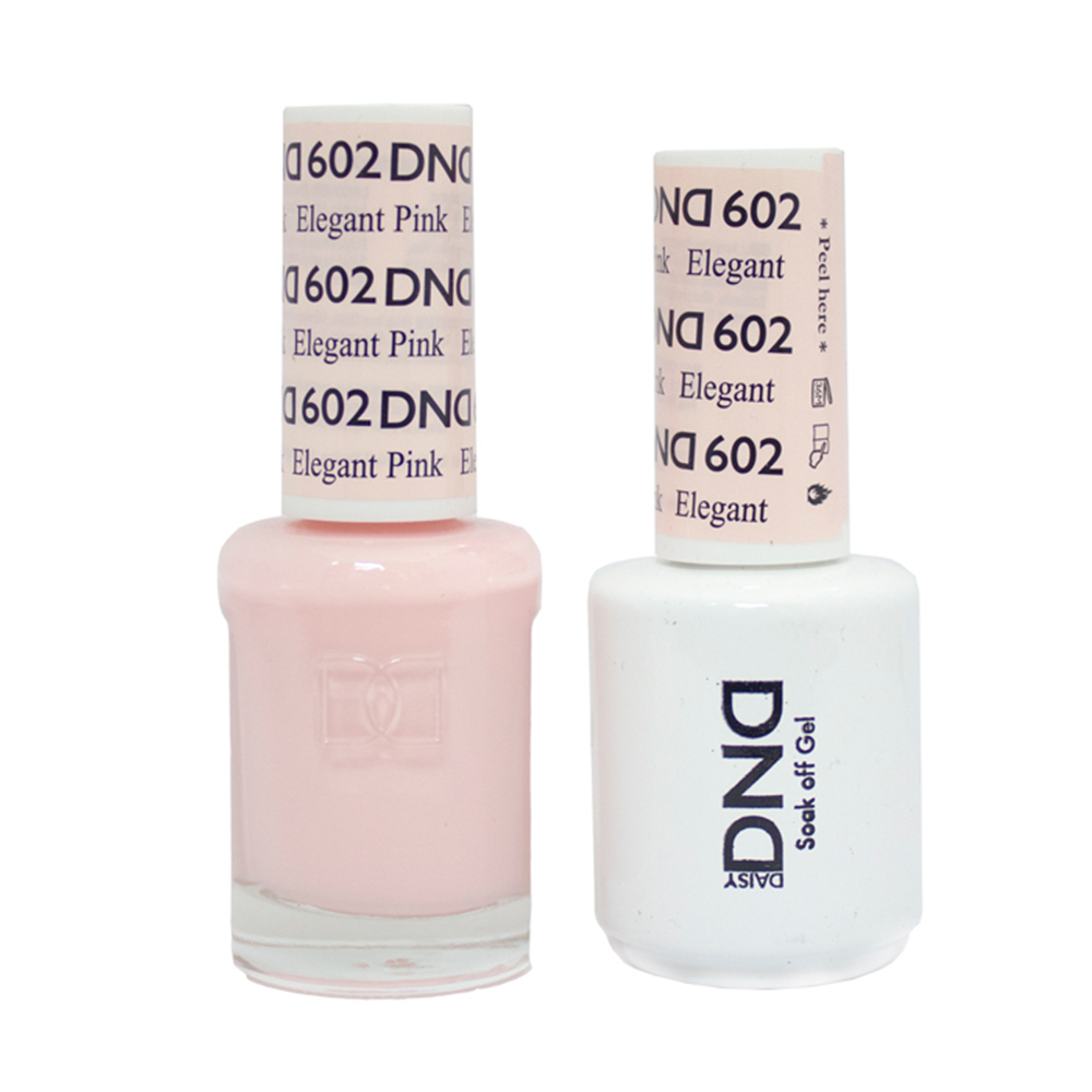Dnd Ballet Pink Nail Polish - Nail and Manicure Trends