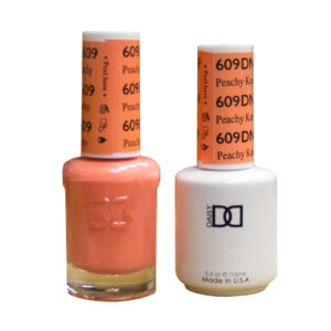 683 - DND DUO GEL - CINDER SHOES - VL London Nails Supply