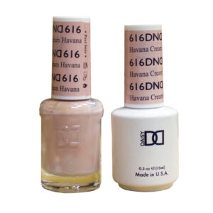 DND Duo Gel-Havana Cream-616