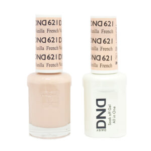 DND Duo Gel-French Vanilla-621