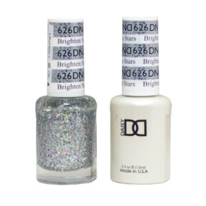 DND Duo Gel-Brighten Stars-626