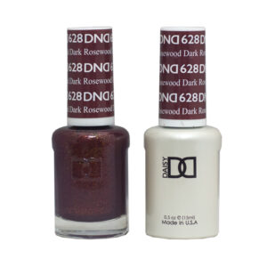 DND Duo Gel-Dark Rosewood-628
