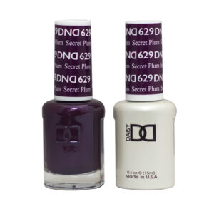 DND Duo Gel-Secret Plum-629