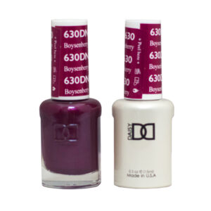 DND Duo Gel-Boysenberry-630