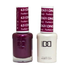DND Duo Gel-Fuchsia In Beauty-631