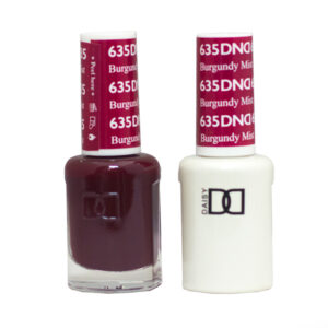 DND Duo Gel-Burgundy Mist-635